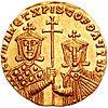 Romanus I with Christopher, solidus (reverse).jpg