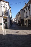 Photographie de la rue de l'Église.