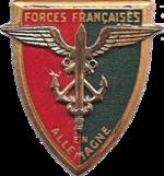 Image illustrative de l'article Forces françaises en Allemagne
