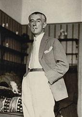 Photo représentant Maurice Ravel.