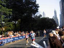 La Maratona di New York è una delle più grandi maratone del mondo