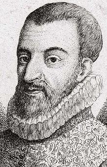 portrait d'Aegidus Tschudi
