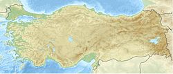 Ankara is located in Turkey