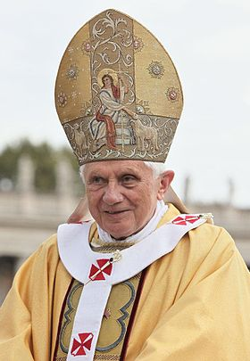 Image illustrative de l'article Benoît XVI