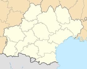 (Voir situation sur carte: Occitanie)