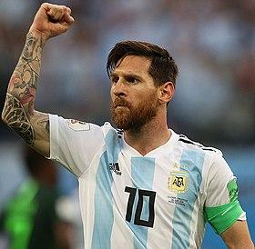 Image illustrative de l'article Lionel Messi