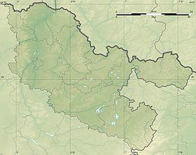 Voir sur la carte topographique de laMoselle