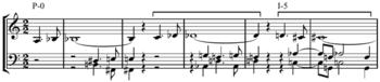 Schoenberg - Concerto for Violin - hexachordal invariance.png